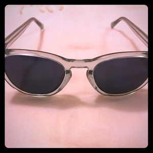Warby Parker RX sunglasses Ormsby 552